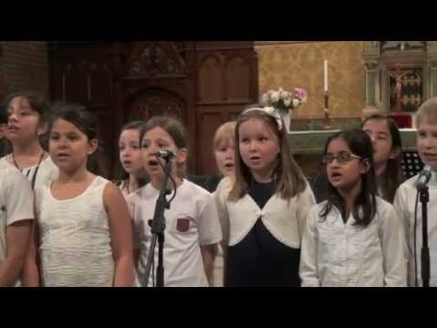 Shine Stockholm International School Junior Choir