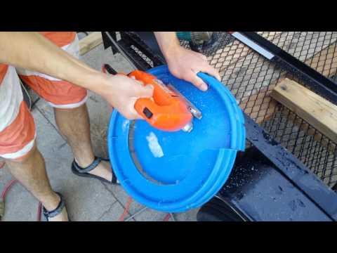 Plastic Kayak Repair