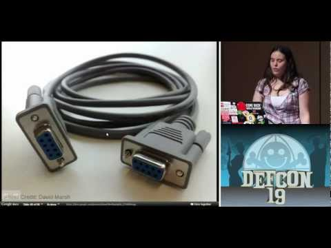 Katy Levinson, Don't Fix It In Software, Defcon 19