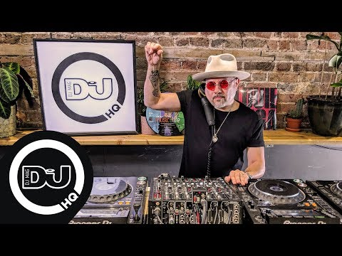 Louie Vega Live From #DJMagHQ