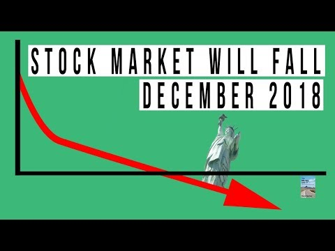 The Stock Market Will Fall In December 2018: Morgan Stanley. What Will TRIGGER the Crash?