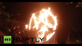 Mexico: Satan called forth with bloody goat sacrifice at 'Black Mass' *GRAPHIC*