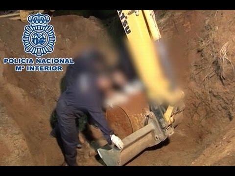 Ana María Martos fue apuñalada y enterrada en un bidón >> Etiqueta Roja >> Blogs EL PAÍS