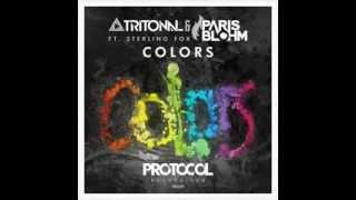 Tritonal And Paris Blohm ft. Sterling Fox - Colors (Original Mix)