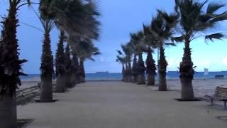 Прогулка по набережной , ашдод , Израиль. 21 декабря 2014 г.(, 2014-12-22T09:43:24.000Z)