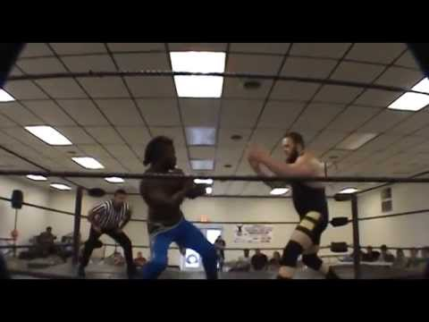 PGP Great 'Merican Bash Match 2-Justice Jones vs. Joe Black