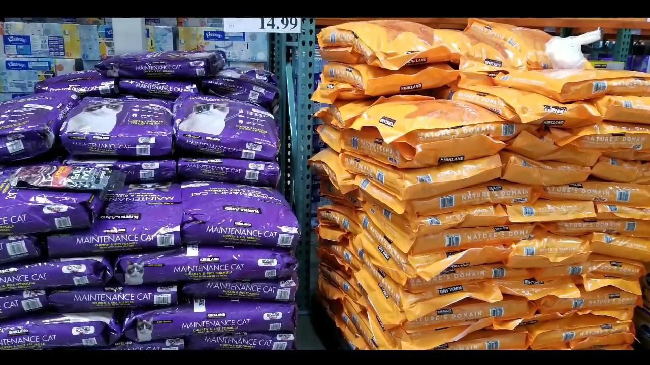 COSTCO CAT FOOD