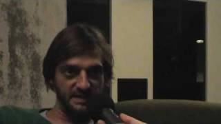 Green & Blue 2009: Ricardo Villalobos Interview