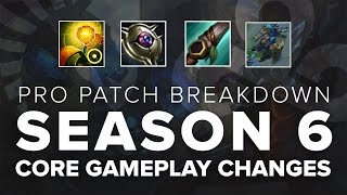 Pro Patch Breakdown: Pre-season 6 Core Gameplay Changes ft. Lemon, IWD, & Balls | League of Legends