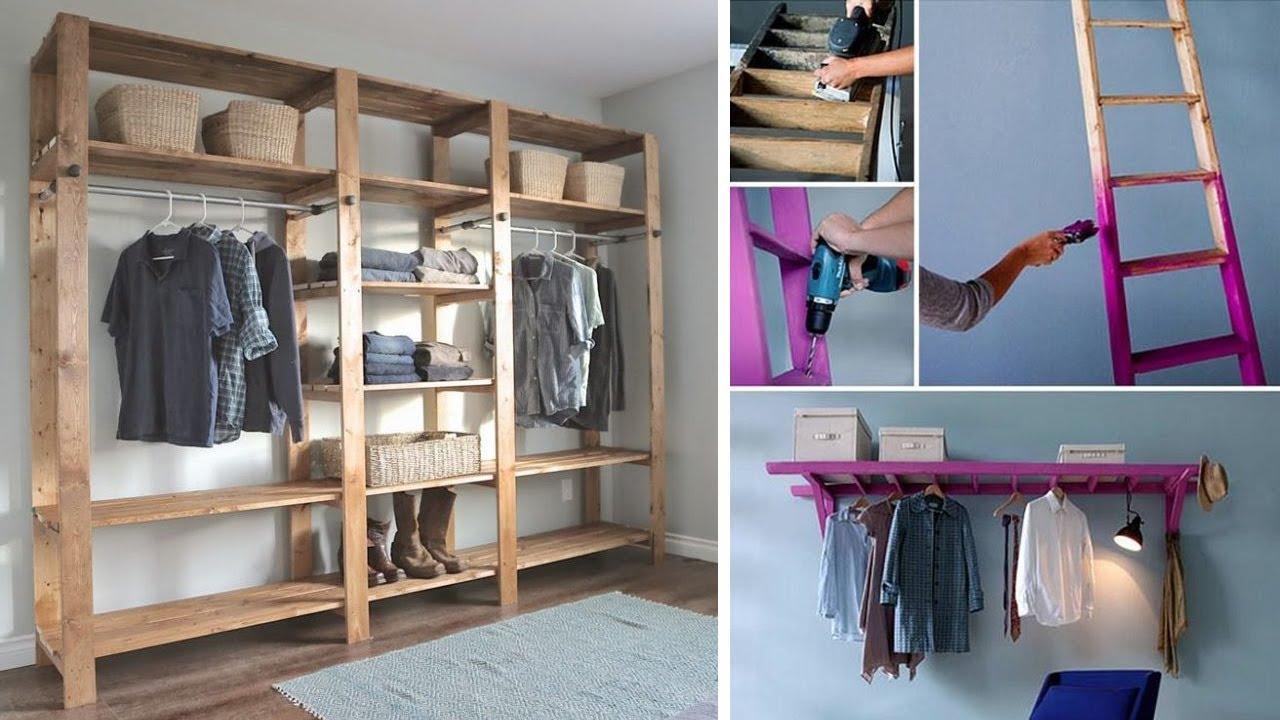 10 ideas de closet peque os que puedes hacer sin gastar for Programa para disenar cuartos