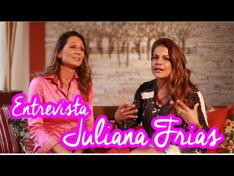 Nívea Stelmann Entrevista - com Juliana Frias