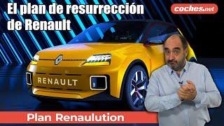 Renaulution, el plan de recuperación de Renault | Análisis / Review en español | coches.net