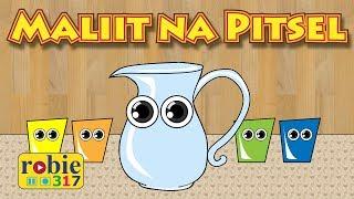 Maliit na Pitsel Animated (Awiting Pambata) | Tagalog Nursery Rhymes