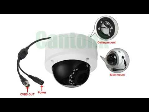 ITsvet | Cantonk KIP-200MT20N IP kamera