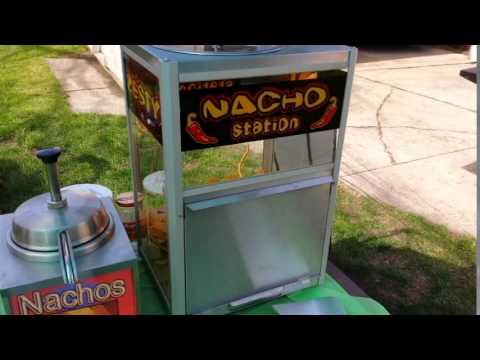 Michigan Party Rentals - Nacho Chip Machine Rentals - Food Rental Equipment In Michigan