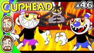 CUPHEAD EXPERT MODE - PART 46: The Worst Combination of Everything   CHAD & RUSS thumbnail