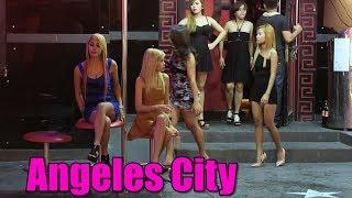 Angeles City: Walking Street, Fields Avenue
