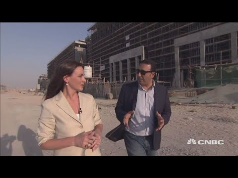 A Look At Egypt's New Administrative Capital Outside Cairo | Capital Connection