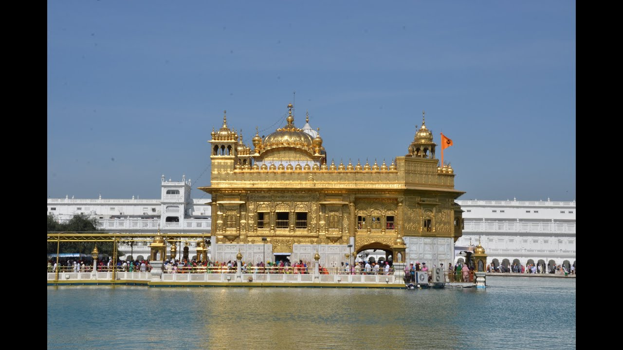 Golden Temple Amritsar Hd Youtube