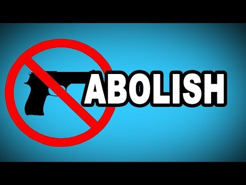 🚫🙅 Learn English Words: ABOLISH - Meaning, Vocabulary With Pictures And Examples