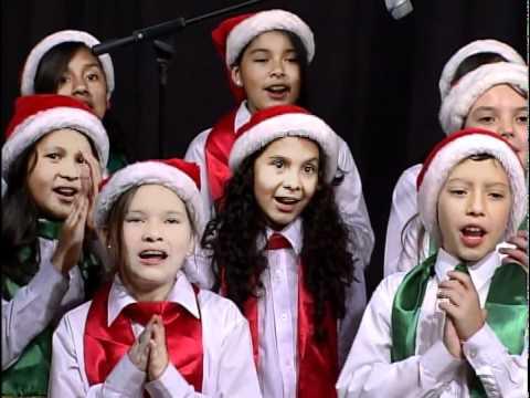 Campanas Por Doquier Coro De Niños De La Fundación Piedad Youtube