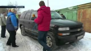 В Москве скандалом закончилась попытка властей одного из районов снести гаражный кооператив