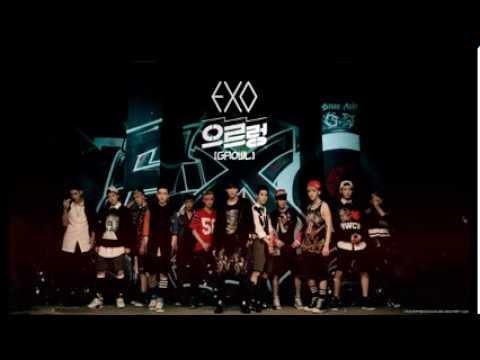 [Chipmunk cover] EXO - Growl.