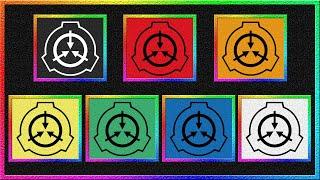 【탐구하다】 'SCP객체 위협 등급' 7개의 색으로 구분하는 SCP들의 위험도는?