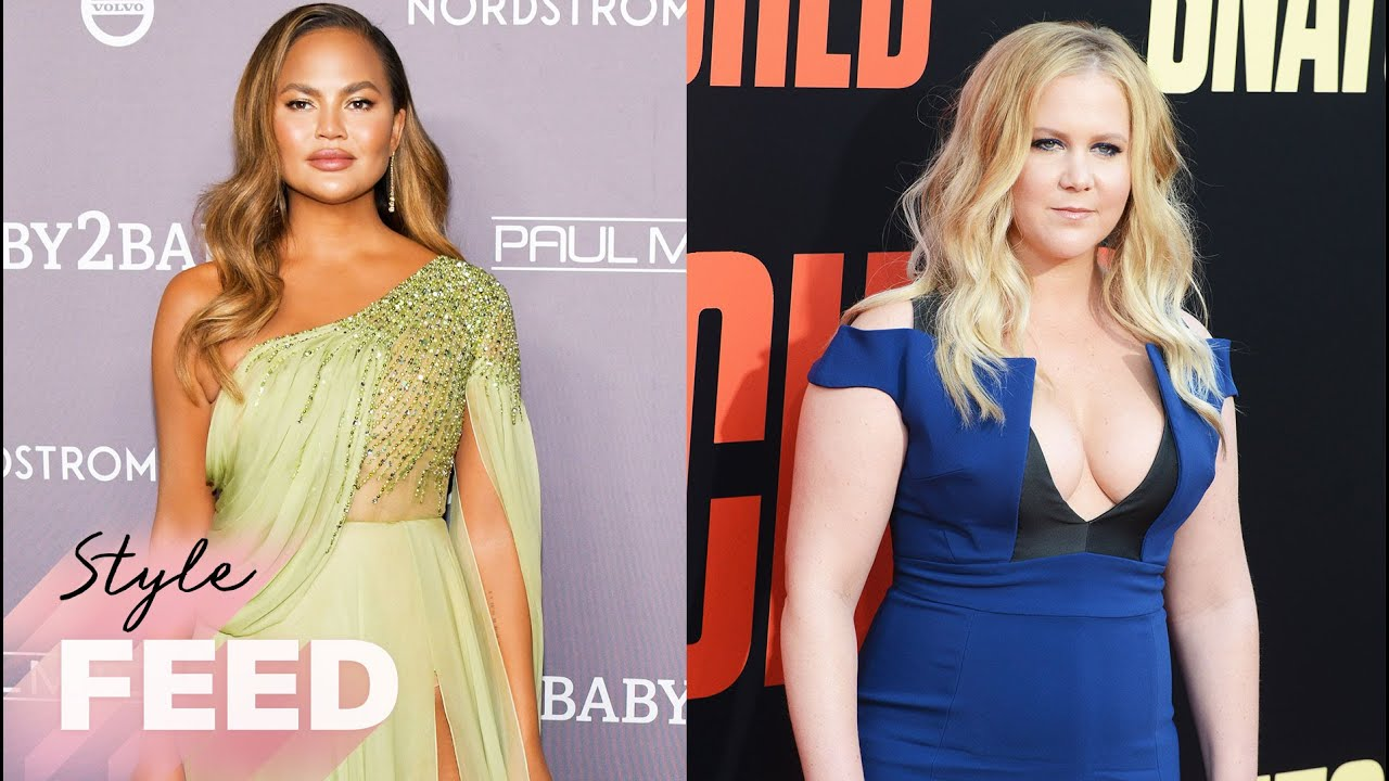 Amy Schumer, Chrissy Teigen and More Stars Get Candid About Fertility | ET Style Feed