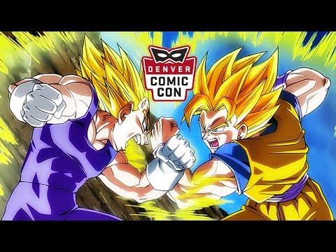 Vegeta VS Goku - Denver Comic Con 2017 - Who will win?