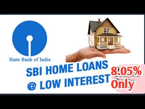 sbi-offers-cheapest-home-loan-interest-rate-ever-@8.05%