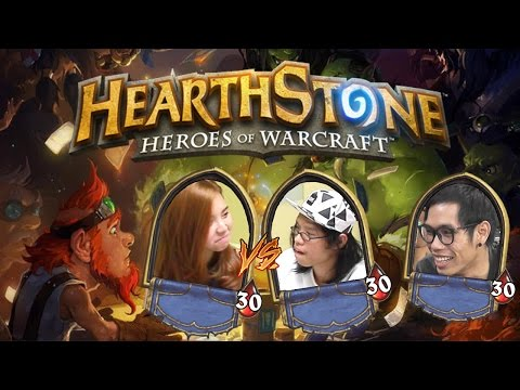 Hearthstone   เกมวัดดวงสุ่มการ์ดมาดวลเทพ zbing z.