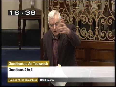 Joe Higgins TD: an déine ag bánú na Gaeltachta - an géarrchéim sna Gaeltachtaí