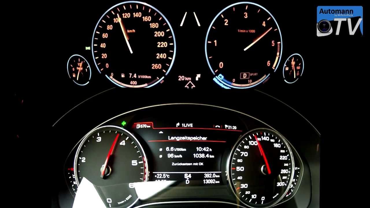 BMW F11 525d (218hp) vs. Audi A6 3.0 TDI (204hp) - 1080p FULL HD - YouTube