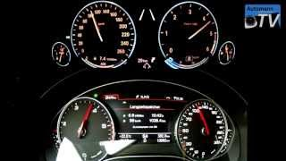 BMW F11 525d (218hp) vs. Audi A6 3.0 TDI (204hp) - 1080p FULL HD