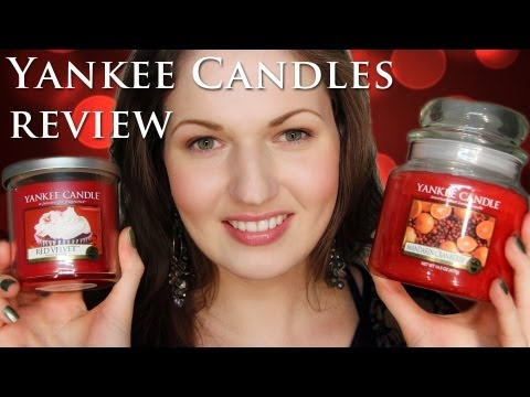 Yankee Candle Haul + Review (Holiday & Winter Scents)
