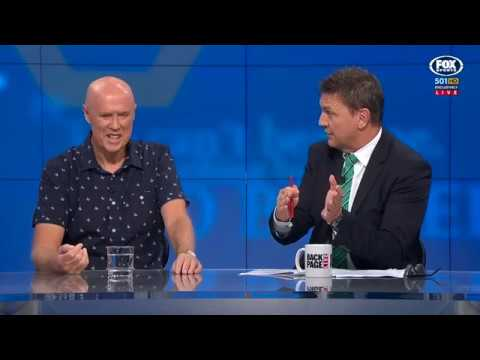 Kerry O'Keeffe Interview | Back Page Live 2017