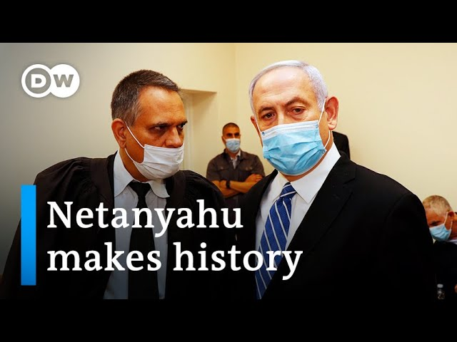 Israel's PM Netanyahu goes on trial for corruption in Jerusalem | DW News
