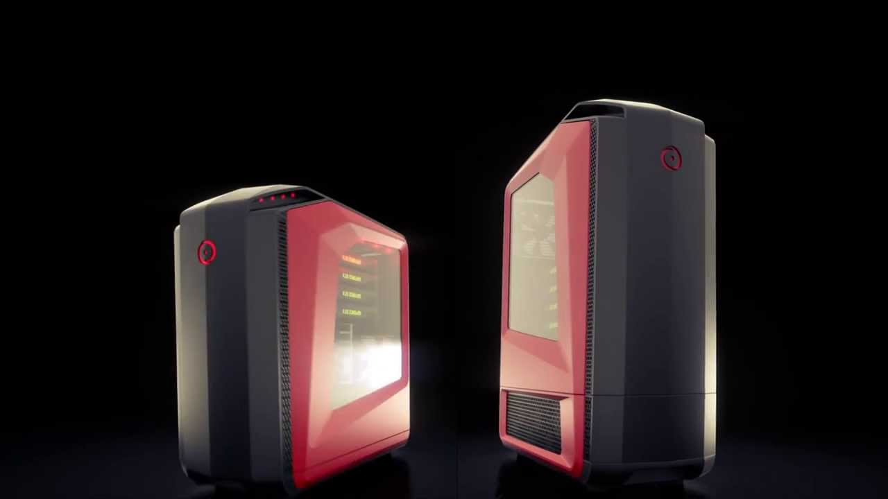 The World S Most Advanced And Customizable Desktop Case From Origin Pc You