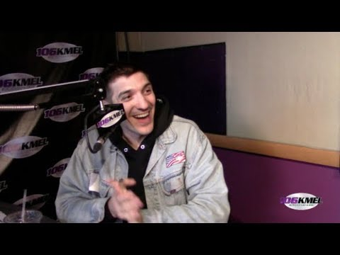 Andrew Schulz talks Charlemagne's Gift, Pubic Hair, Racial Issues, and more!