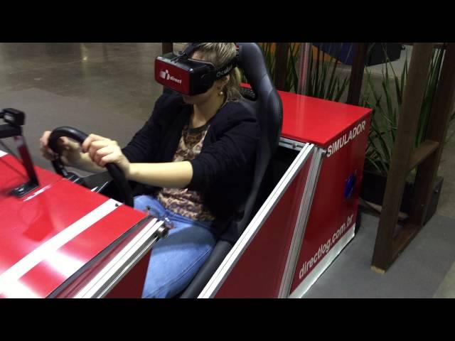 Simulador Flex com RIFT