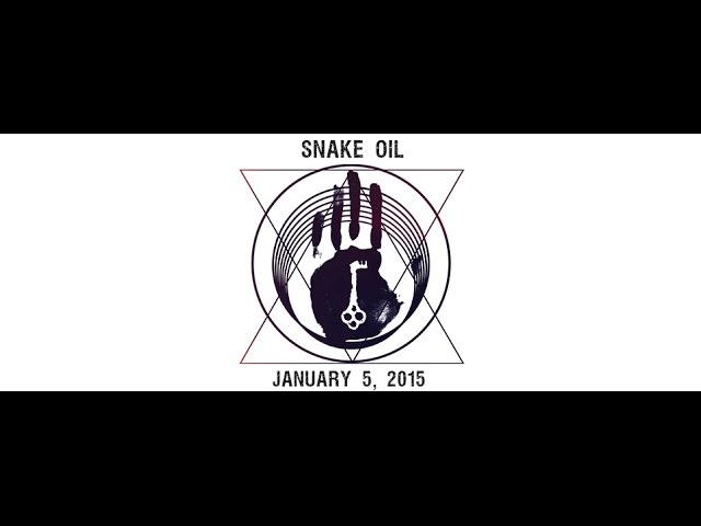 'Snake Oil'  Trailer