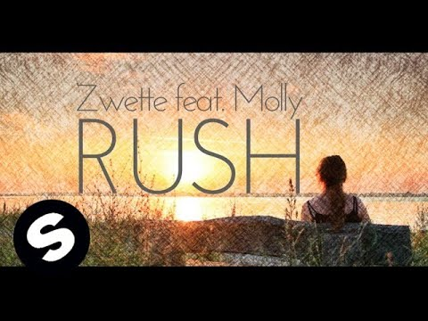 Zwette feat. Molly - Rush (Lyric Video) [OUT NOW]