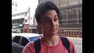 El rulo Carlos se nos tienta - Diciembre del 2013 - Junior Express