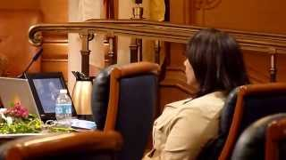 London Breed is Bored as Woman Testifies Against Arboretum (Botanical Gardens) Privatization