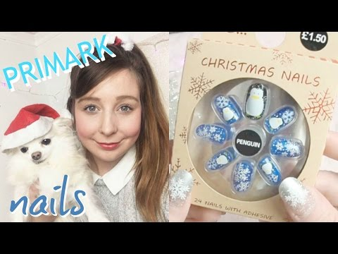 primark-christmas-nails-review-|-zoey-glitter
