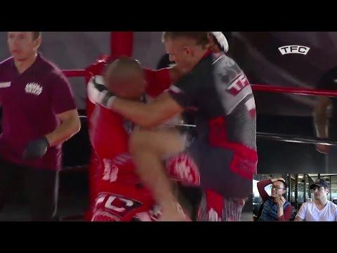 MMA vs Muay Thai - Team MMA Fighting (Poland vs Sweden Rematch) - TFC Season 2