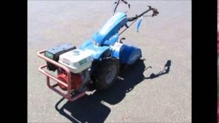 for sale boettcher bcs 722 rear tine tiller honda gx240 gas engine bidadoo com