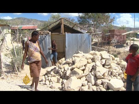 Haiti earthquake 2014: Thousands still wait for help