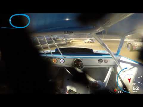 Hartford Speedway | Stock Cars Feature 6/30/2017 | GoPro In-Car Camera | #23H